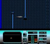 The Hunt for Red October NES Carefully maneuvering around underwater obstacles