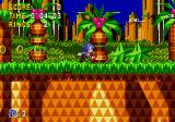 Sonic CD Windows The first round of the adventure is called Palmtree Panic.