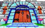 Castle of Dr. Brain DOS Solve the musical puzzle to open the door (EGA)