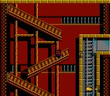 Hudson Hawk NES Falling down some stairs