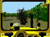 Tonka Firefighter Windows The Forest Firebreak game<br>The aim is to flatten all the dead trees so that the fire, on the left, can't spread to the forest on the right. Ahead left is a mud pool obstacle