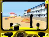 Tonka Firefighter Windows The Beach Buldozer game<br>Much like the Forest fire game the player drives around flattening everything that's on fire and avoiding obstacles