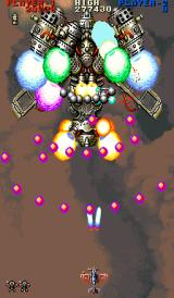 Thunder Dragon 2 Arcade Final Boss Stage 5