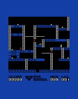 Lode Runner VIC-20 Running around the first level