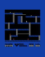 Lode Runner VIC-20 Being chased around the second level
