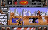 Ranx: The Video Game Atari ST get power how you can