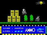 Call Me Psycho ZX Spectrum Trees and Cans are great for covering.