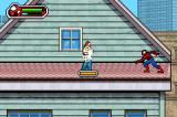 Ultimate Spider-Man Game Boy Advance Oh! You're stuck.