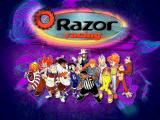 Razor Racing PlayStation All the teams & characters.