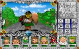 Might and Magic III: Isles of Terra FM Towns Goblin ahead