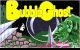 Bubble Ghost Atari ST title
