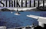 Strike Fleet Amiga Title screen