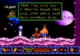 ToeJam & Earl in Panic on Funkotron Genesis If you manage to find Trixie's secret hiding place she'll give you some magic powers until the end of a level