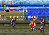 The Combatribes Arcade Act 6: The Final Battle