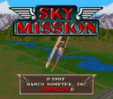Wings 2: Aces High SNES Sky Mission (JP).
