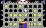 Playful Professor: Math Tutor Commodore 64 Unlocking the door and completing the game