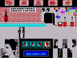 Back to the Future ZX Spectrum Biff is the main bad guy in the game