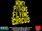 Monty Python's Flying Circus ZX Spectrum Loading Screen