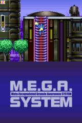 Mega Man ZX Nintendo DS The famous stair climbing, popularized since the first Megaman game on the NES.