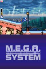 Mega Man ZX Nintendo DS The backgrounds in this game can be pretty jaw-dropping. Just look at those clouds.