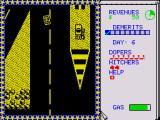 APB ZX Spectrum Some people are in need of help and appear randomly in the levels