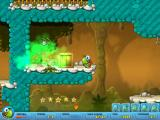 Turtix: Rescue Adventure Windows There are exploding enemies