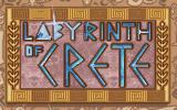 Labyrinth of Crete Windows 3.x Main title
