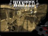 Wanted: A Wild Western Adventure Windows Title screen