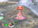 Pikmin 2 GameCube Retrieve Pikmin from the Onion