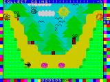 Mysterious Dimensions ZX Spectrum Forest board 10