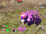 Pikmin 2 GameCube Purple Pikmin are a new discovery.
