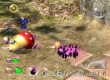 Pikmin 2 GameCube A purple Pikmin can carry the equivalent of 10 normal Pikmin.