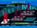 Dance Dance Revolution: Extra Mix PlayStation Select your dance style.