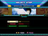 Dance Dance Revolution: Extra Mix PlayStation After selecting a song, you must select step difficulty.