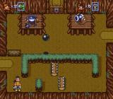 Goof Troop SNES These cannons can be destroyed with their own cannon balls