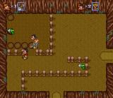Goof Troop SNES Time to dig for items