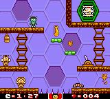 Maya the Bee & Her Friends Game Boy Color In the Bee Hive. Part 2.