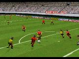 Namco Soccer: Prime Goal PlayStation Replay.