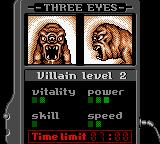 Saban's Power Rangers: Time Force Game Boy Color The next (Jungle) villain.