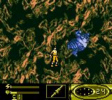 Saban's Power Rangers: Time Force Game Boy Color Pocket of dimensional space.