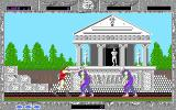 Altered Beast DOS New Game - Destroy All Enemies