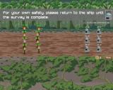 The Trouble with Robots Windows The robot enemies on the right is introduced to your peasant troops with some click-through dialogue before the battle. (Demo)
