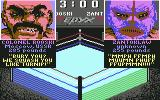 Championship Wrestling Commodore 64 Colonel Rooski vs. Zantoklaw