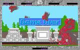 Altered Beast DOS The Boss Kill You