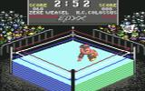 Championship Wrestling Commodore 64 Grappling also possible