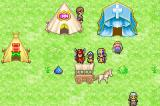 "Dragon Quest Monsters: Caravan Heart Game Boy Advance Is that a ""church tent""? I hope not."