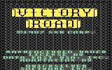 Ikari Warriors II: Victory Road Commodore 64 Title screen