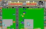 ThunderBlade DOS Watch out for fire from those tanks (EGA/Tandy)