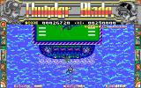 ThunderBlade DOS Prepare to attack an aircraft carrier! (EGA/Tandy)