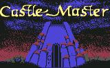 Castle Master Commodore 64 Title screen